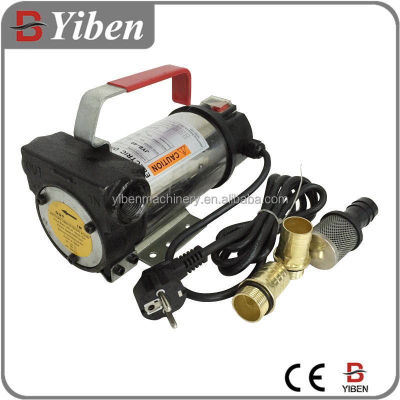 JYB-40 AC electric diesel fuel transfer pump