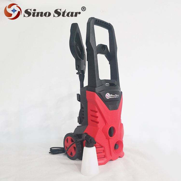 Sino Star TRY210S 1600W High Pressure Electric Portable Washer for Automatic Car Wash Machine Car Cleaning Wash Equipment