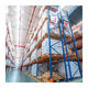 medium duty warehouse selective steel pallet rack