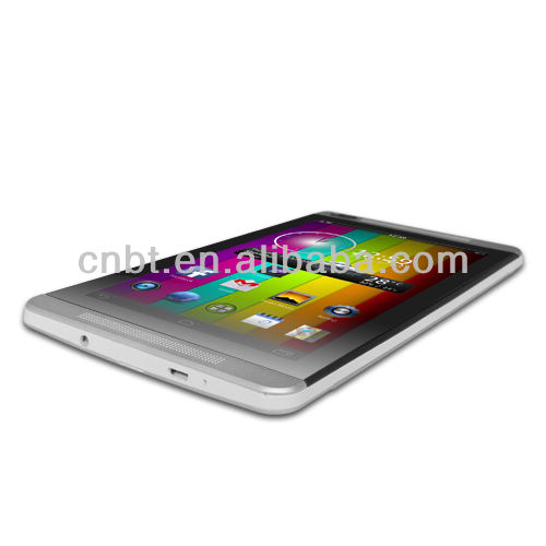 ARM Cortex A9 7 pulgadas android tablet pc 8mp Cámara soporte 3G video llamada