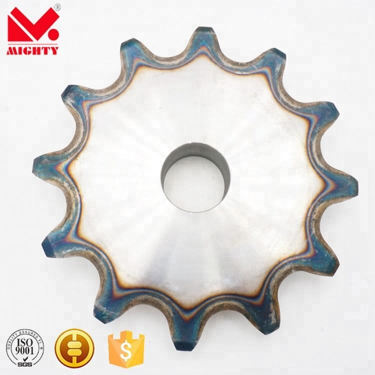 plastic sprocket wheel nylon plastic sprockets gear cd70 motorcycle chain and sprocket