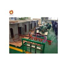 Scrap metal  smelter 100kg 150kg 1T 500KG induction melting furnace price