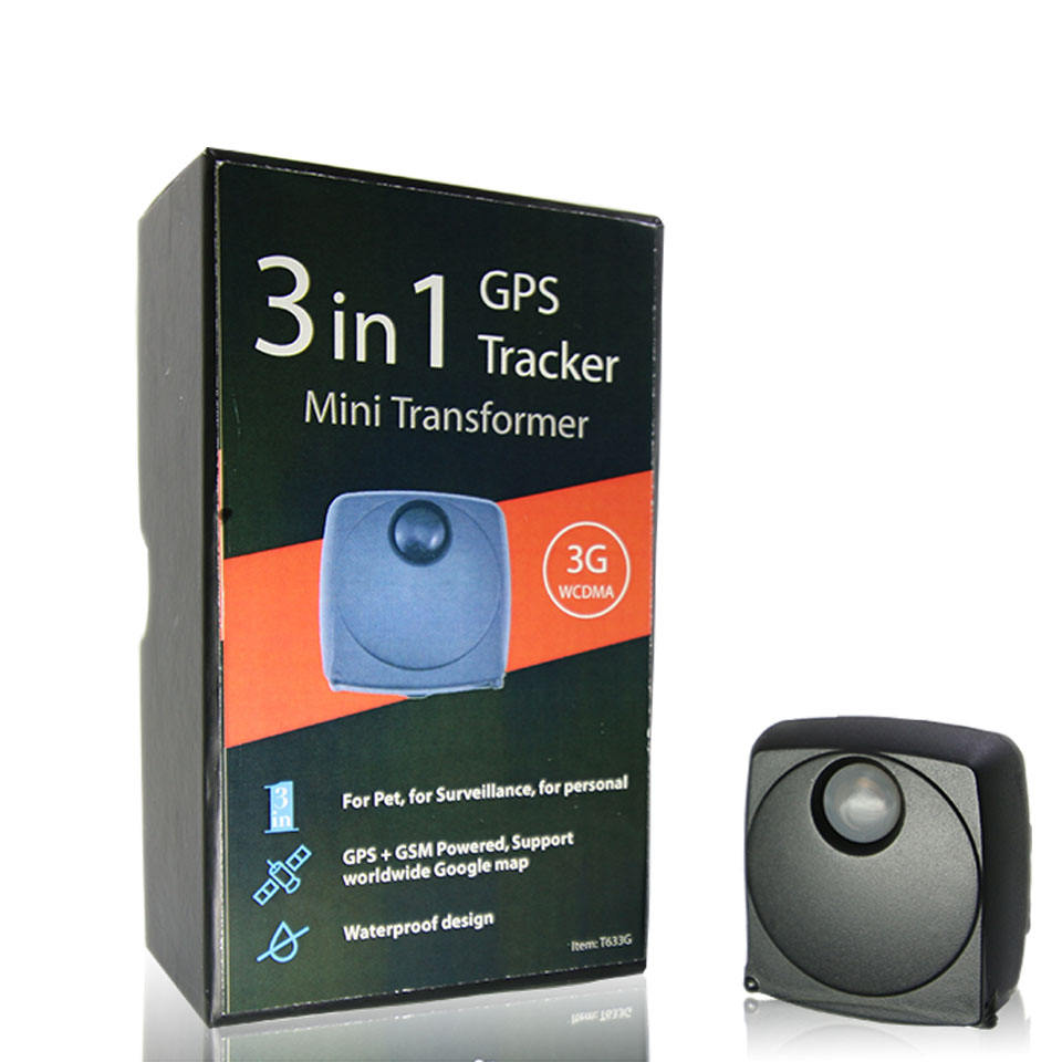 Best mini GPS Tracking Waterproof T633G 700 mah Mini navigator สัตว์เลี้ยงเด็ก