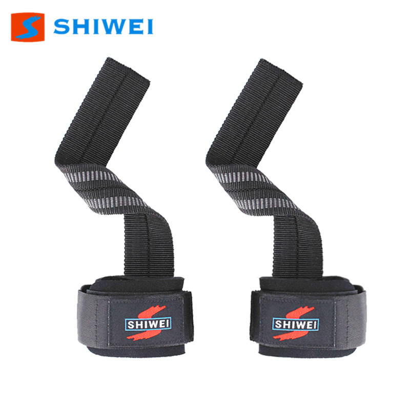 SHIWEI-6014#Adjustable wrist wraps weightlifting wrist straps