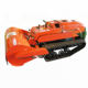mini crawler garden multifunction tractor with rubber track