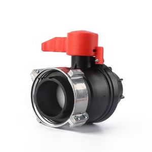 Ball Valve for IBC container DN50 2