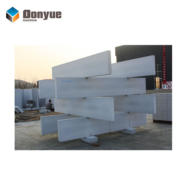 High quality autoclaved aerated concrete block price manufacturers