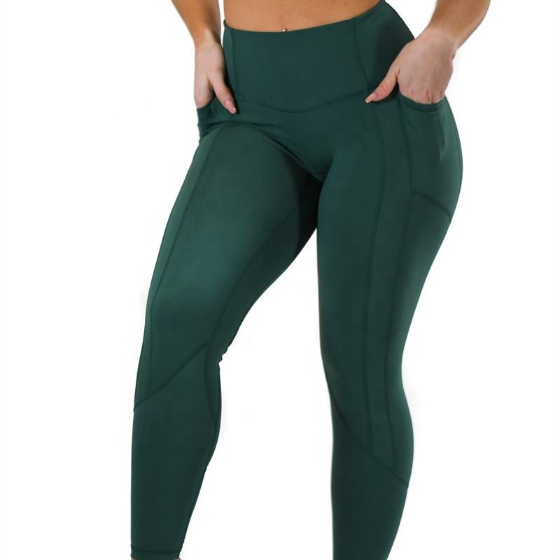 Drop shipping High Quality Women Custom Logo Compression Brazil Fitness Wear