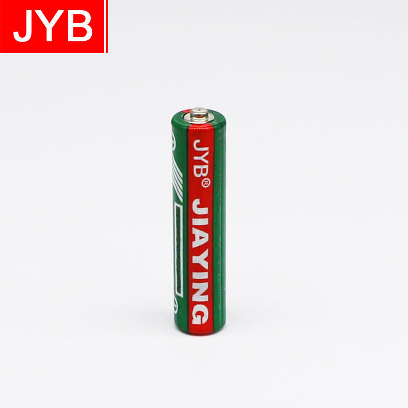 JYB R03P PVC AAA Size and Zinc Carbon Battery Type sum4 aaa battery