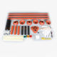 CROP 35KV indoor XLPE three core heat shrink cable end Termination kit