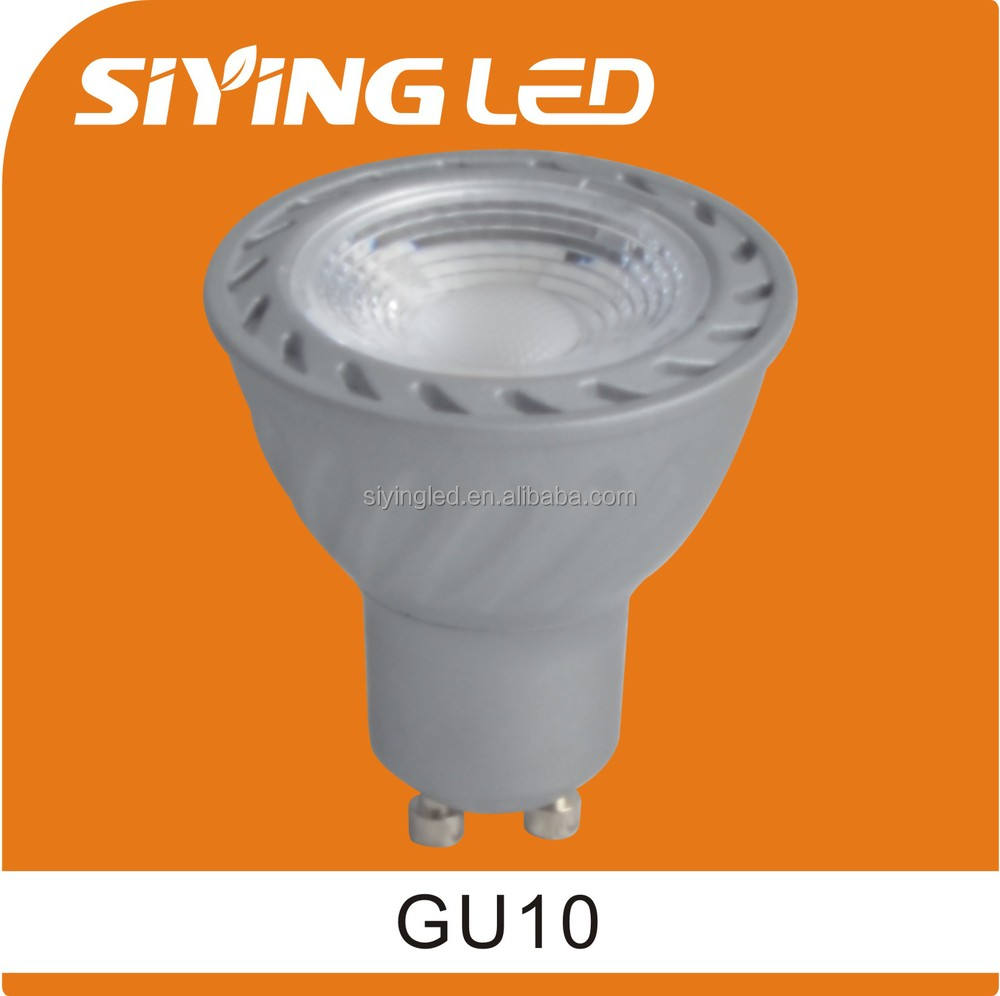 Factory direct \ % sale CE RoHS 3 w 5 w 7 w gu10 cob led spot lamp