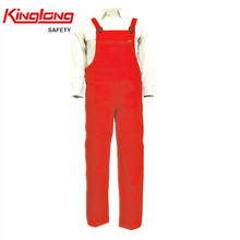 High quality mens bib pants safetywear overalls
