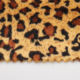 100 Polyester Leopard Fur Pattern Printing Short Pile Plush Velvet Fabric for Wholesale