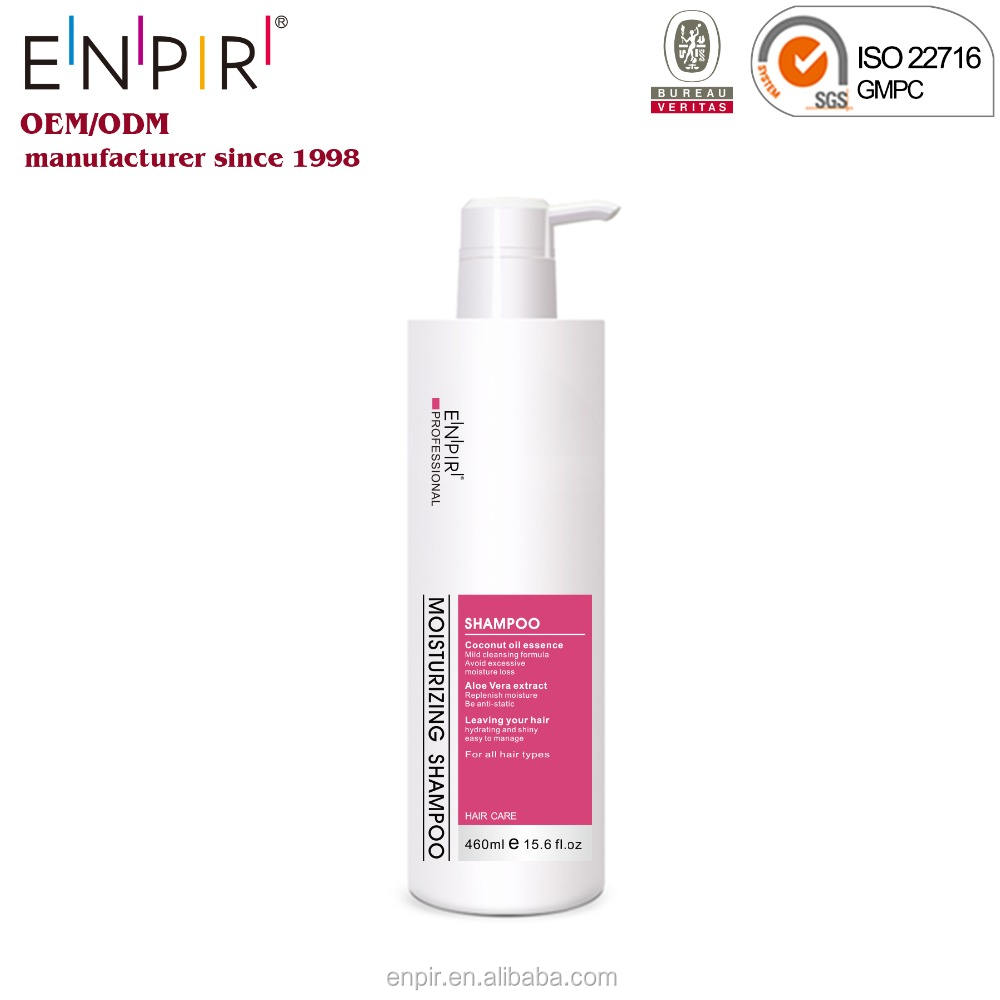 Professinal uso quotidiano Enpir gallon Nutriente capelli shampoo ispessimento