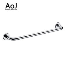 Hot sell classic stainless steel bathroom accessories single towel bar