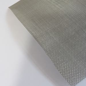 Rvs bullet-proof mesh
