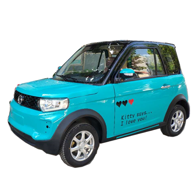 4 wheel 2 seat new energy cheap new mobility adult electric vehicle/cheap cars electric made in china