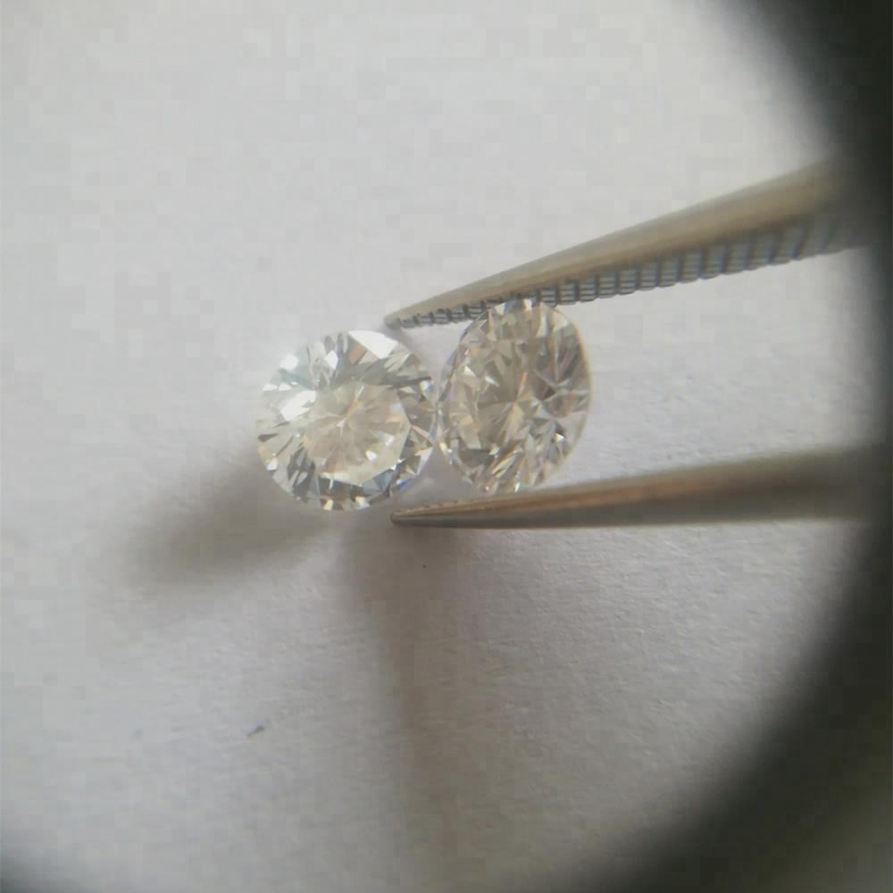 CVD /HPHT <span class=keywords><strong>Thô</strong></span>/<span class=keywords><strong>Đánh</strong></span> <span class=keywords><strong>Bóng</strong></span> Loose Synthetic Lab Grown Diamonds