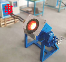 Mini Induction Furnace for Melting Gold, Silver, Copper, Steel