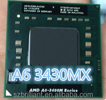 AMD AM5200IAJ44HM A6-5200 APU Processor Microprocessor BGA Chipset