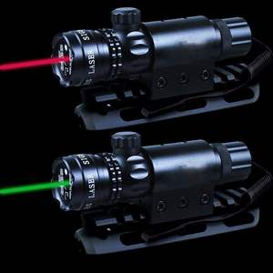 High Power Red Dot Laser Sight Rifle Gun Scope Rail   Remote Switch For Hunting
