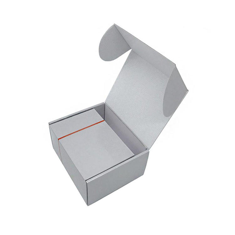 Shoes Folding Packaging Standard Rsc Cartons Single Carton Box Furniture Packing Double Wall Corrugated Cardboard Boxes