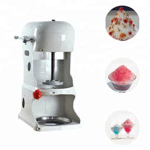 hot sale ice shaver for small factory