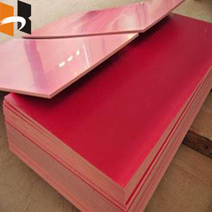 18mm lightweight white pvc free foam board for sale for construction
