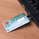 usb in credit card format ,hot sale made in china oem promotional gift plastic slim credit card usb flash memory with logo