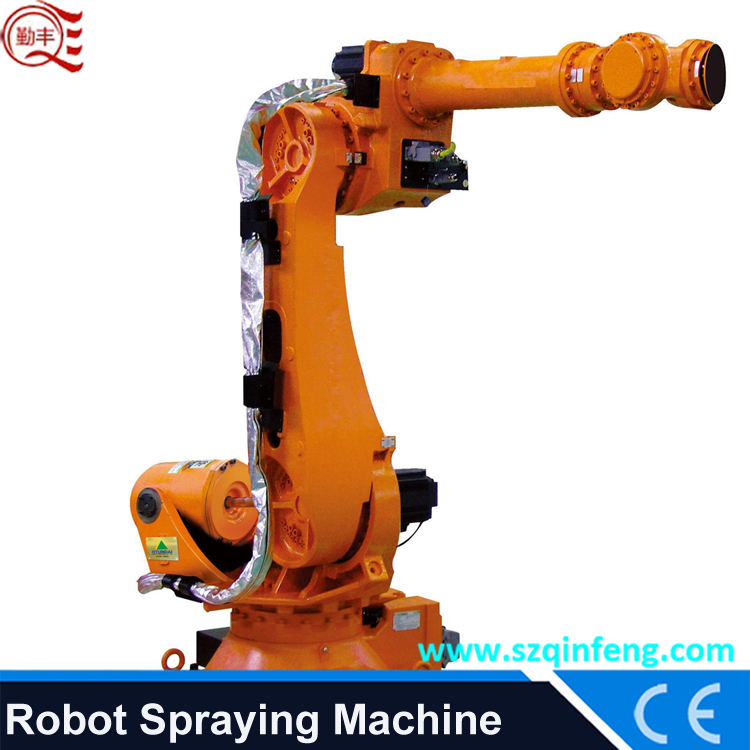 Industrial cnc painting machine robot for wooden panel