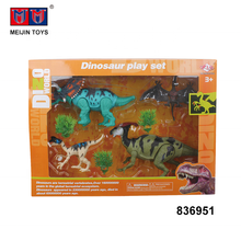 wholesale artificial model play set manual action dinosaur toys animal
