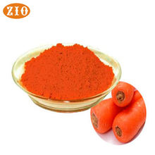 100% natural carrot extract food coloring beta carotene powder/ beta-carotene reb