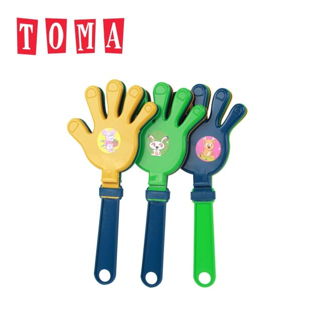 Popular Sports Event Toy Hand Clapper