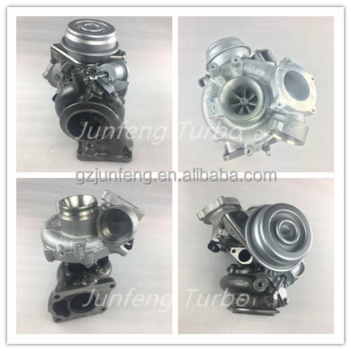 K26 Turbo 53269887109 53269987109 turbocharger For BMW 535d (E60/E61), 535 d GT (F07) with N57D30TOP Engine parts