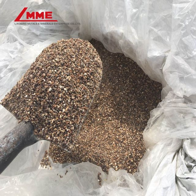 Refractory grade Dead Burnt Magnesite for Tundish use MgO 90% - 96%