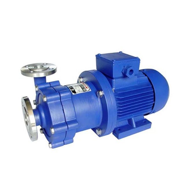 0.5 hp 7.5 hp gasoline sea chemical cqb magnetic drive water pump