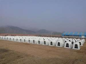 Brand new high quality medium cow cattle house for farm