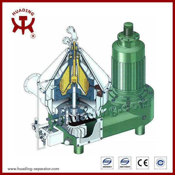 New product disc starch centrifuge separator for factory use