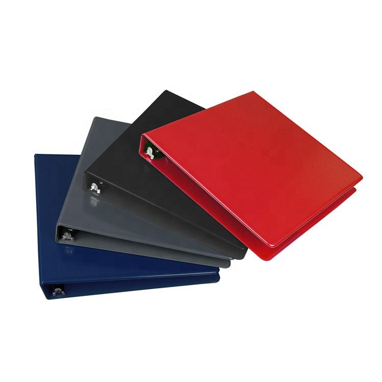 stationery with 3 rings PVC binders