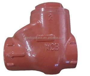 WCB Threaded Swing Check Valves