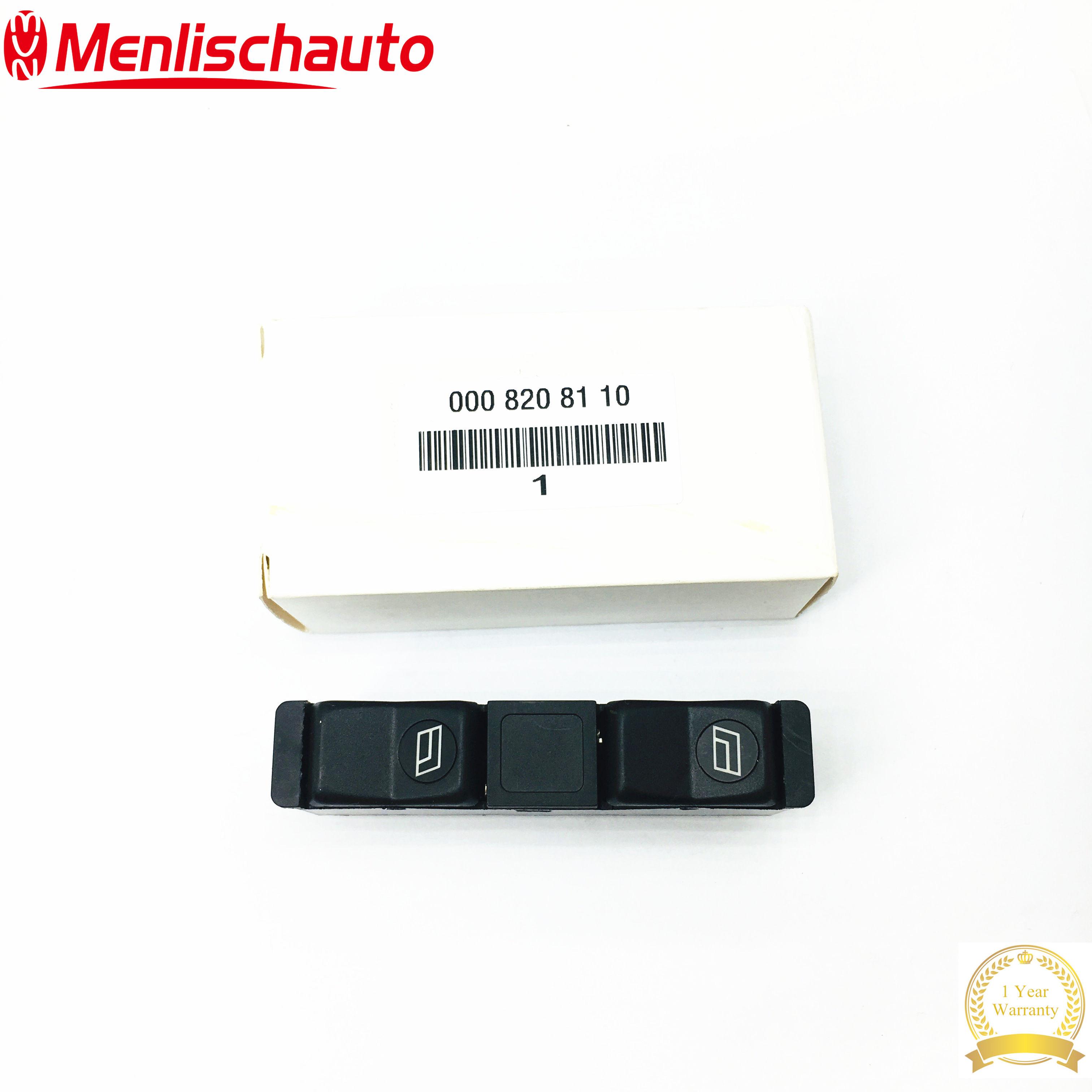 Passenger Rigth Seat Adjustment Buttons Mercedes Benz 81-93