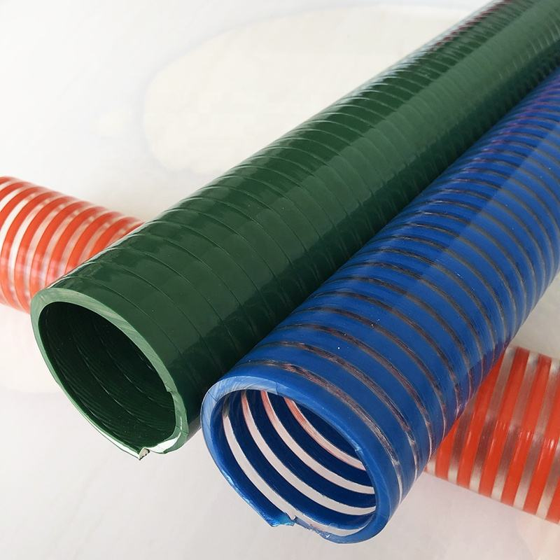 6 inch flexible plastic hose bare wire connectors