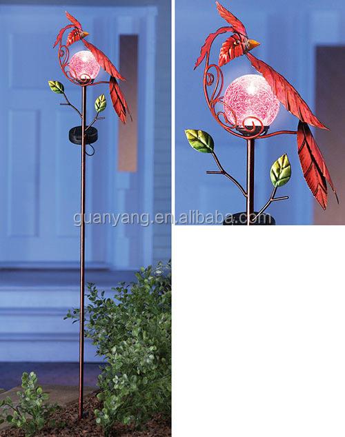 solare decorative giardino cardinali gioco per natale