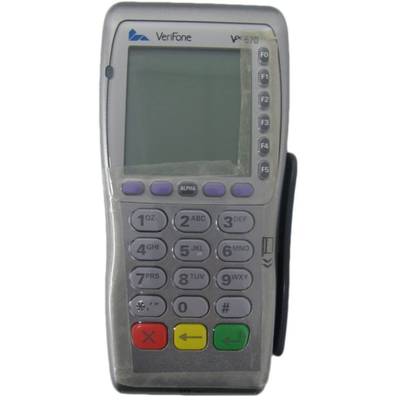 Used Veirfone Vx670 Pos terminal Machine 2000pcs in stock