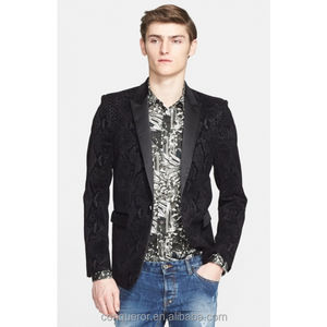 Tailor Made Slim Fit Moda Şık Rahat Blazer