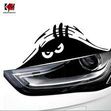 Custom Car Sticker Color Funny Remover Vinyl Car Decals Stickers Motorcycles Decoration Black/Silver
