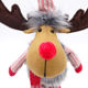 Hot christmas moose stuffed and plush reindeer dolls christmas decoration