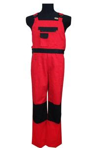 Cheap Mechanic Work Red Bib Overalls