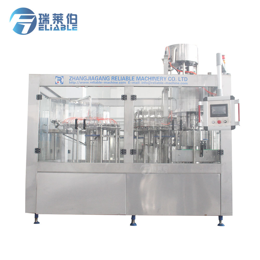 Complete Coconut Water Processing Plant / Bottling Machine