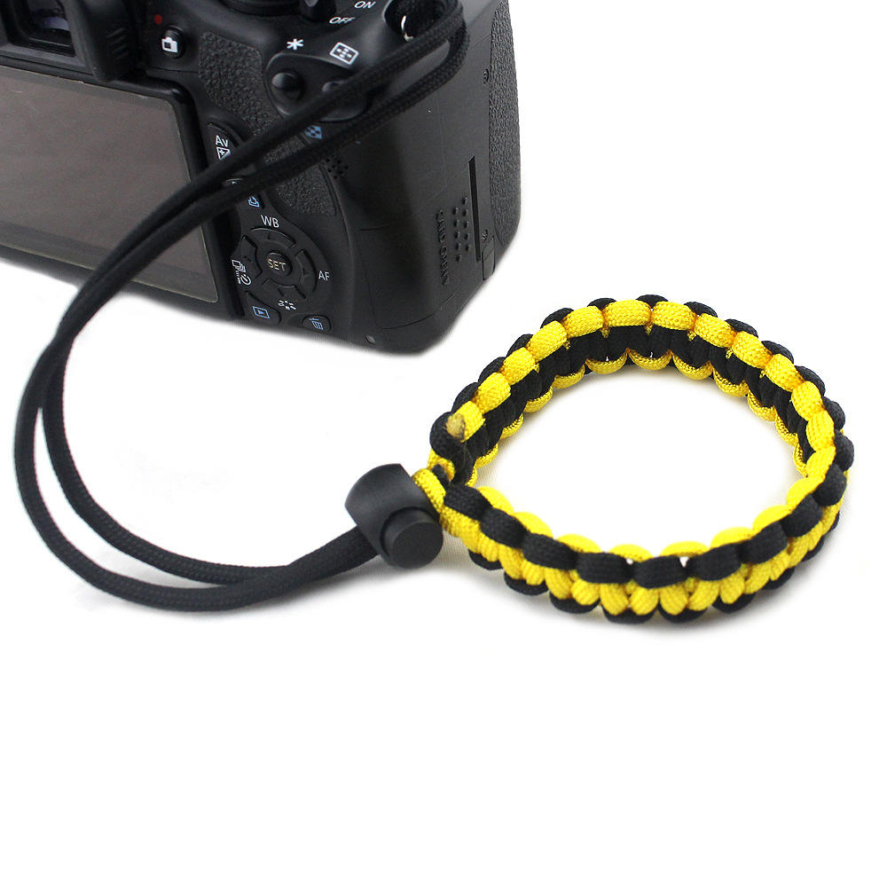 paracord High Quality Customized Strap Polyester Paracord Lanyards for Camera
